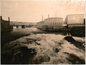 Saco River Falls 1923