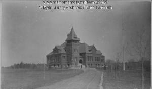Thornton Academy, Saco, ca. 1900. MMN #25555.