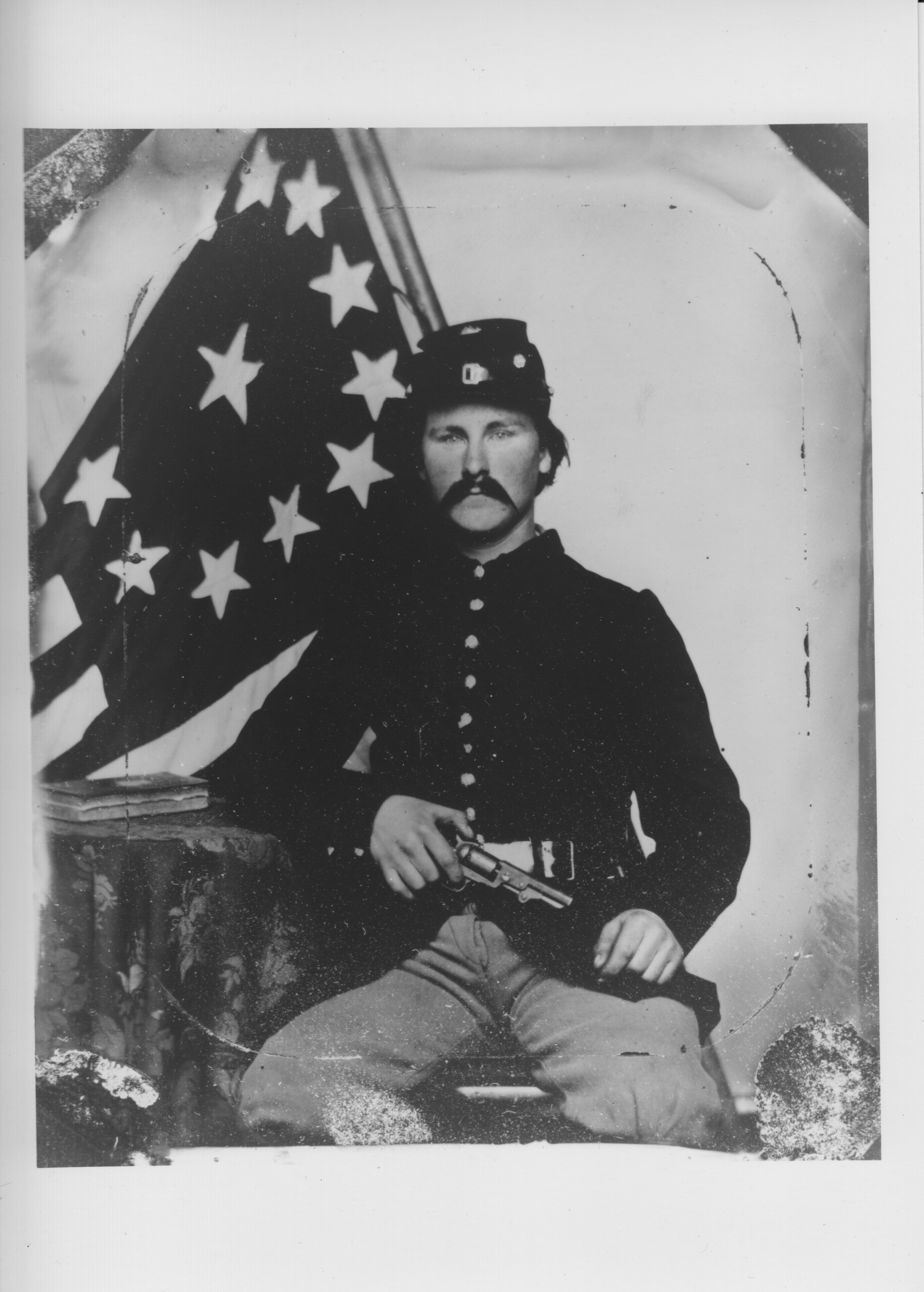 What were some of the terms and conditions of an honorable discharge in the American Civil War?