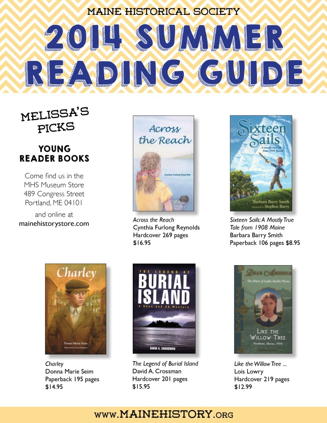 MHS 2014 Summer Reading Guide2