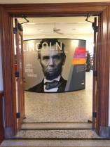Lincoln at MHS