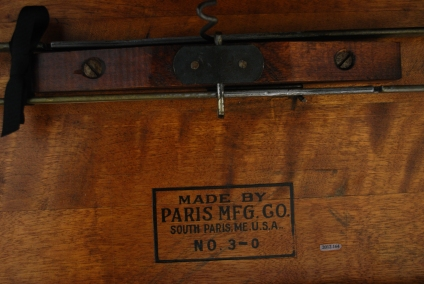 Paris Manufacturing Company sewing table (viewed 264 times)