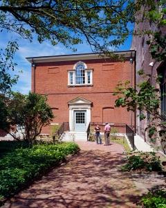 Maine Historical Society: Alida Carroll and John Marshall Brown