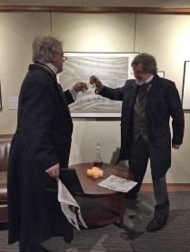 An Evening with Longfellow & Dickens