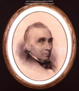 Stephen Longfellow, Portland, ca. 1845. Collections of Maine Historical Society.