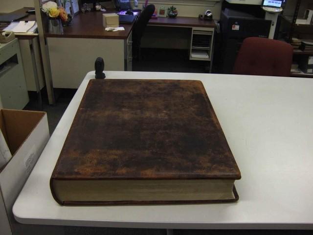 Coll. 2951 Big Bible 2